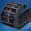 Műanyag energiavezető lánc KabelSchlepp
